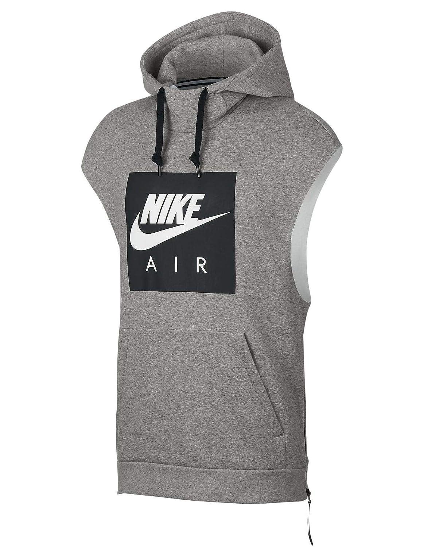 Nike Air Men's Sleeveless Hoodie at Amazon Men's Clothing store