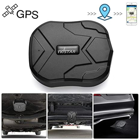 TKMARS GPS Tracker Vehicle GPS Tracker Anti Lost Geo Fence Remove Alarm Standby Time 90 Days Waterproof GPS Locator Tracking Device Magnet 5000mah ...