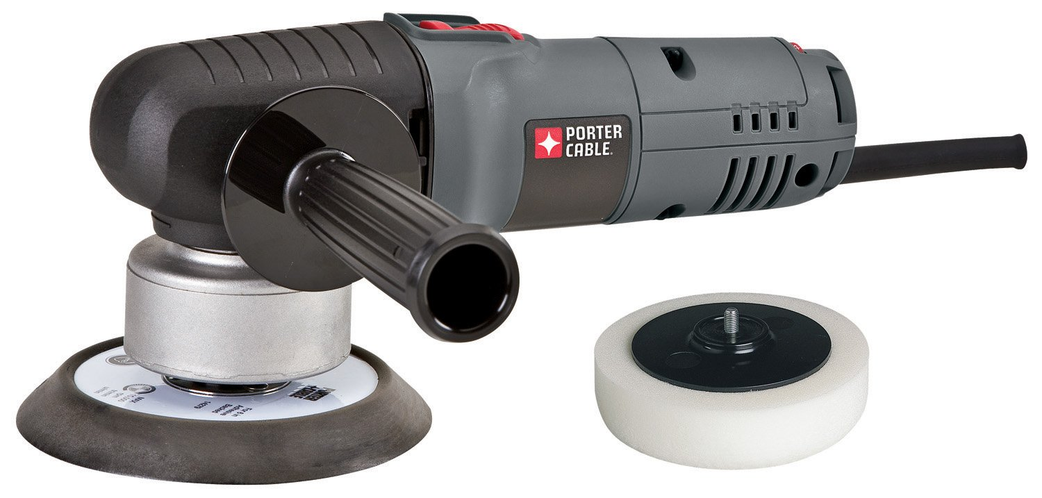 2. PORTER-CABLE Random Orbit Sander