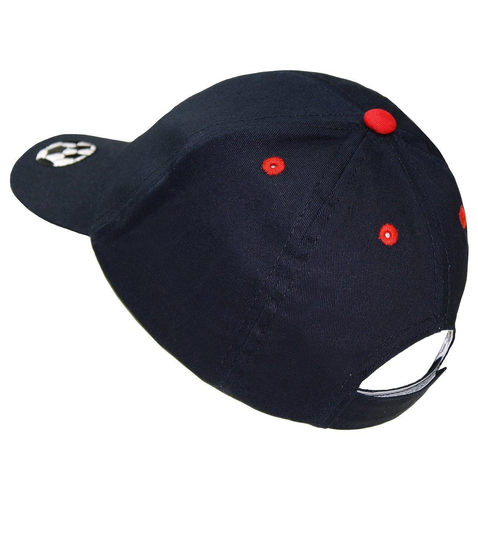 EveryHead Fiebig Basecap Per Ragazzi Baseball Protezione Di Estate Berretto  Con Visiera Abbigliamento Strada Ricamo Calcio Bambini  (FI-85093-S16-JU0-16-51) ... d78306312009