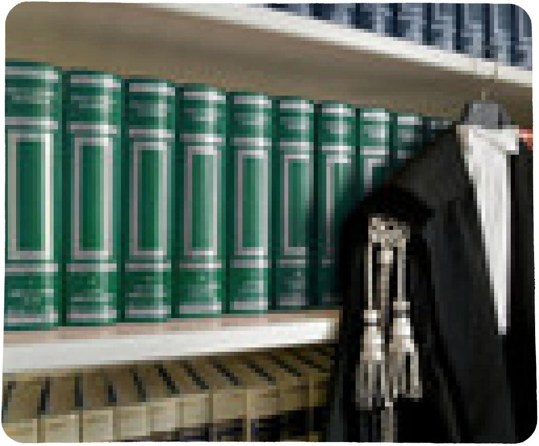 alfombrilla de ratón abogado de la toga - rectangular: Amazon.es ...