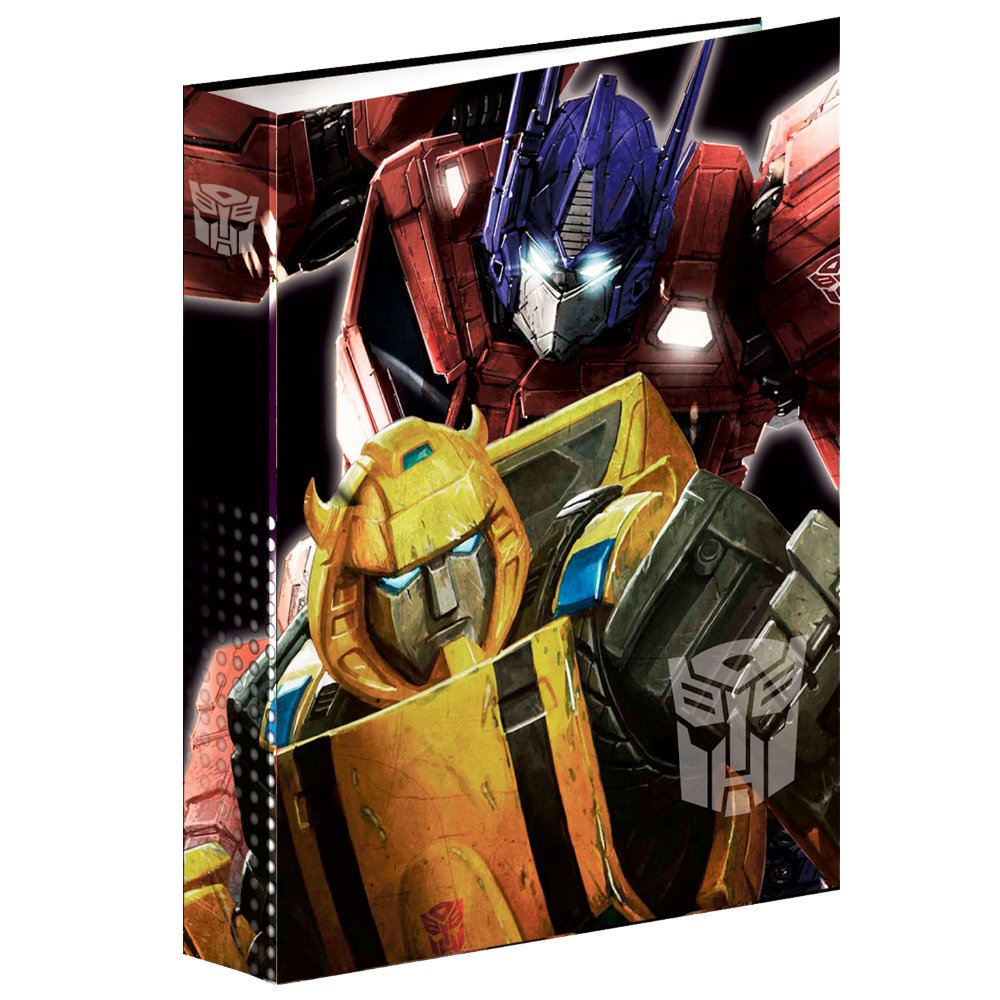 Transformers 138.511, 3cm Power ad anelli A4cartella Perona 54532
