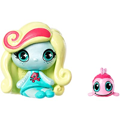 Monster High Minis Lagoona Blue & Neptuna Figures: Toys & Games