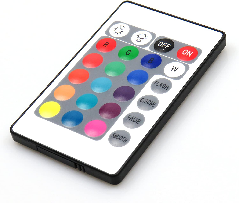 clip 1 pi/èce choix/ /Éclairage LED RGB pour bords d/étag/ères en verre plateau en verre luminaire de vitrine