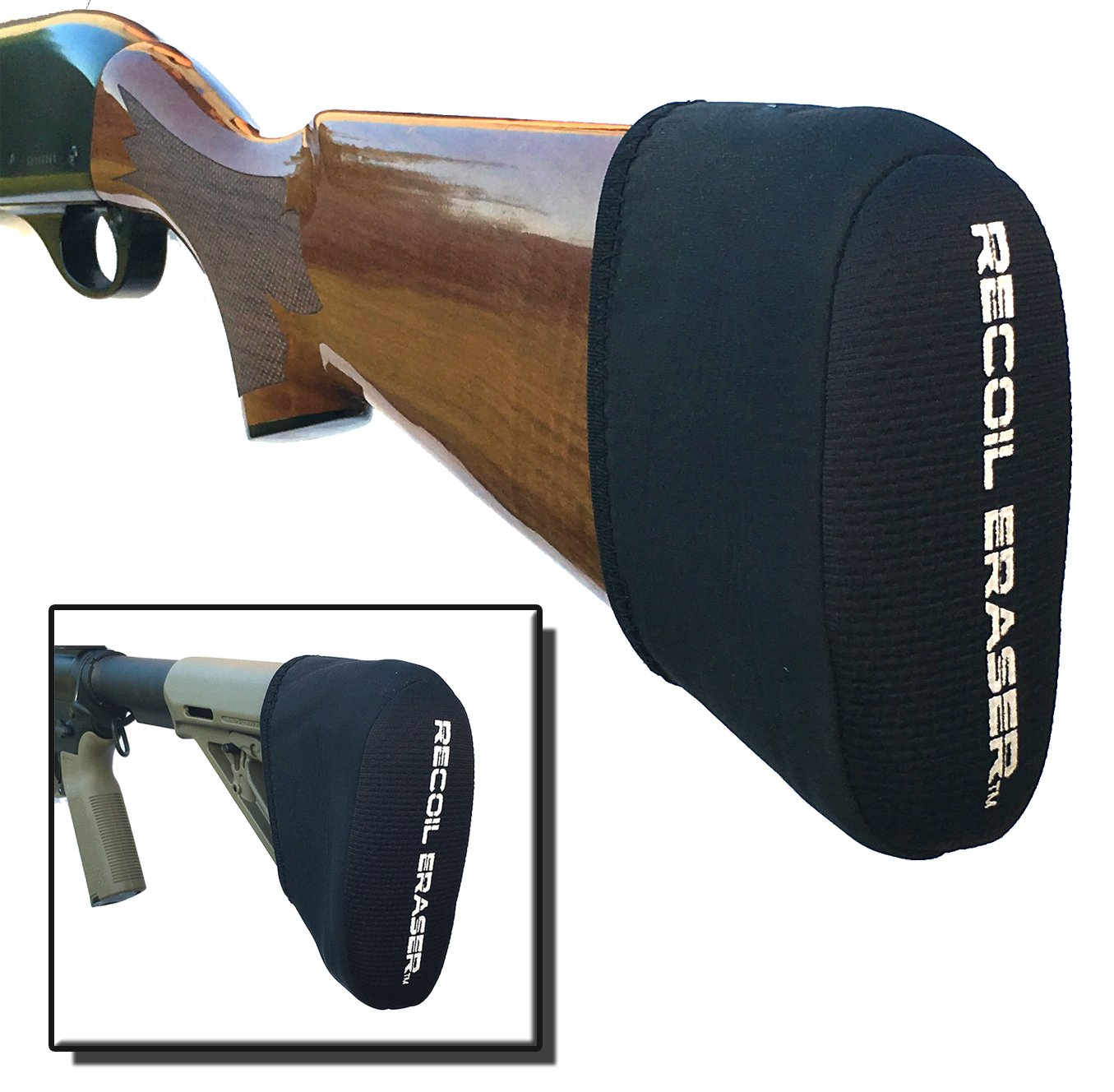 Recoil Eraser - Slip On Recoil Pad, Gel Filled by TinyPrice