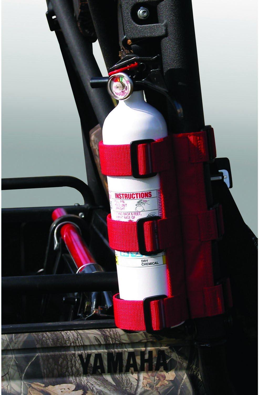 UTV Fire Extinguisher Mount Honda Pioneer Polaris RZR Ranger Teryx Can-Am Rhino