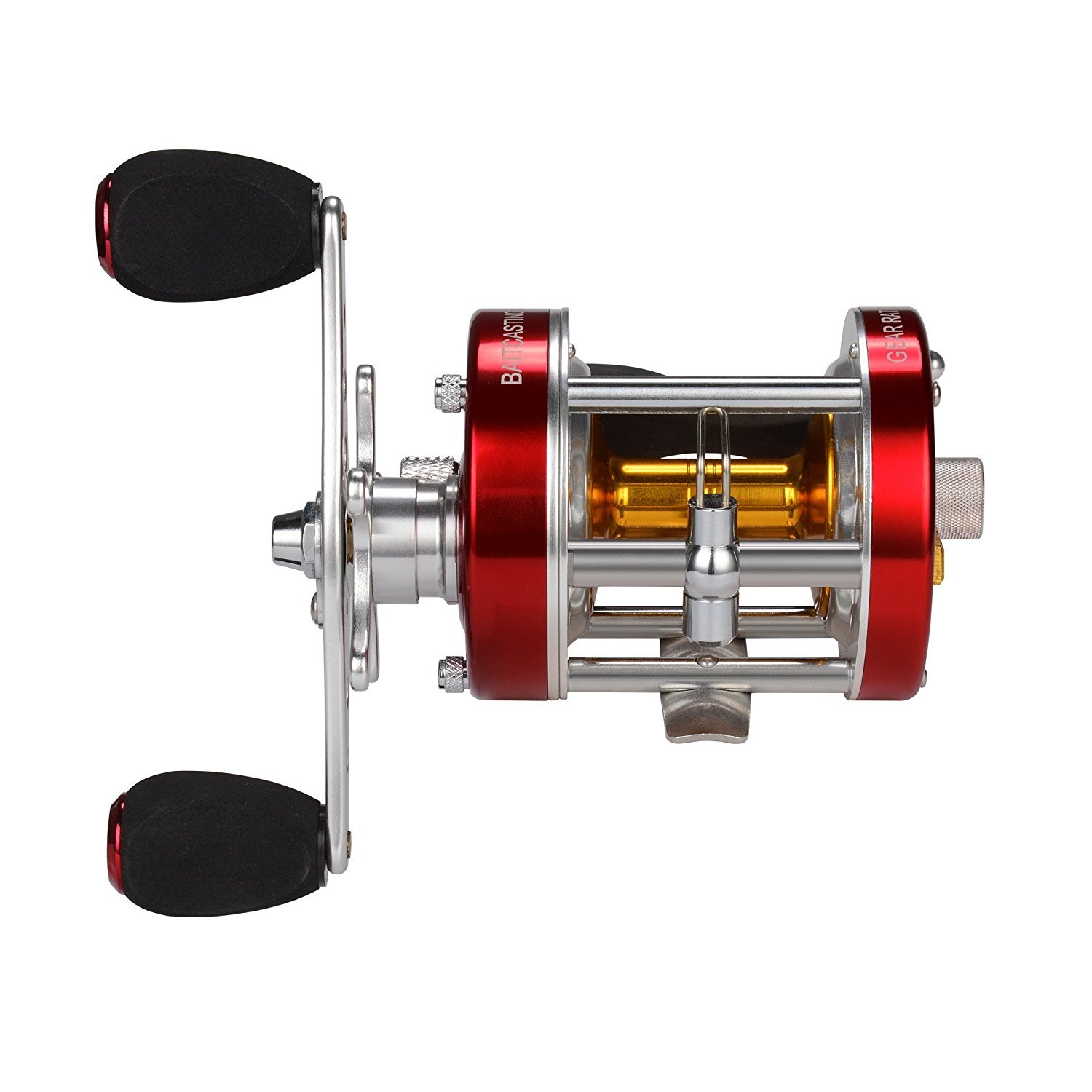 KastKing Rover Round Baitcasting Reel, Right Handed Reel,Rover60 by KastKing (Image #4)