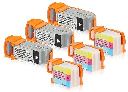 Cartuchos de Impresora Compatible con Canon BCI-11 6 ...