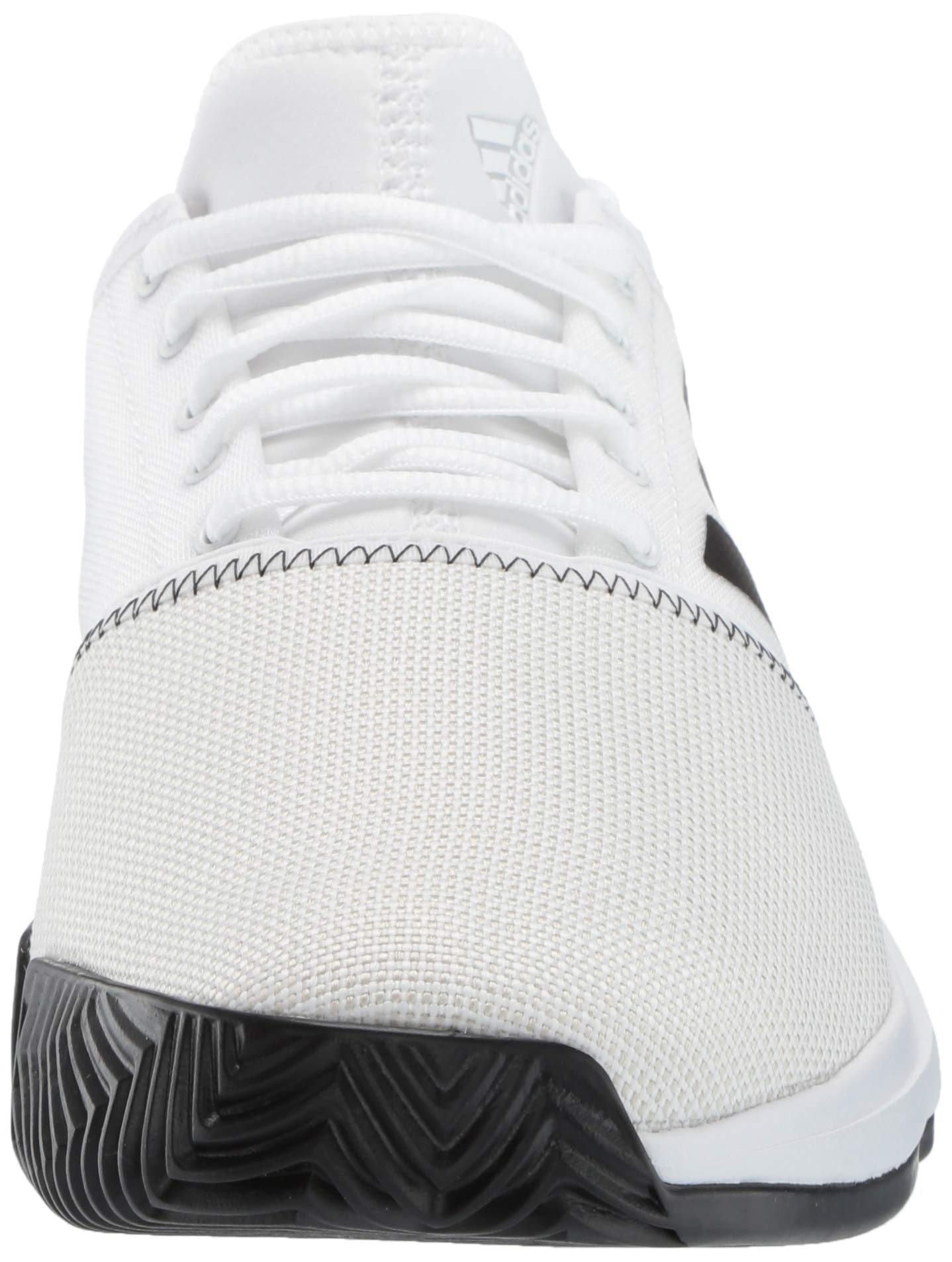 adidas Men's Gamecourt, White/Black/Grey 6.5 M US by adidas (Image #4)