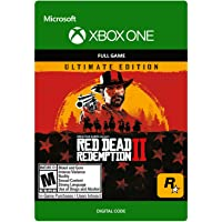 Red Dead Redemption 2 Ultimate Edition for Xbox One by Rockstar Games [Digital Download]