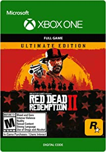 Amazon com: Red Dead Redemption 2: Ultimate Edition - Xbox