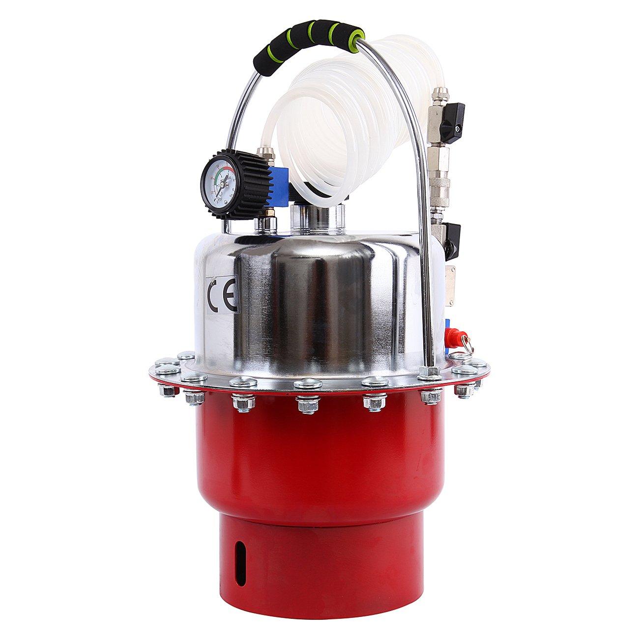 Honhill Kit de herramienta neumática de purga de presión de aire Kit de purga de garaje profesional: Amazon.es: Coche y moto