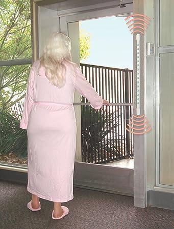 Amazon.com: Puerta sistema de alarma de salida para ancianos ...