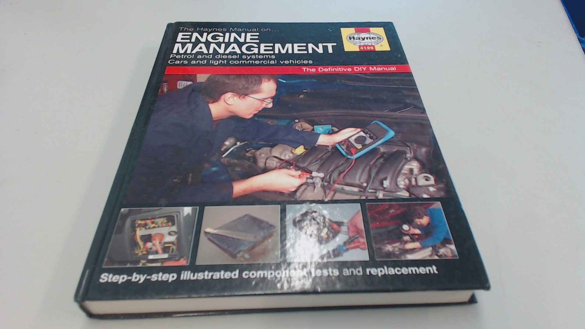 The Haynes Manual on Engine Management: Martynn Randall: 9781844251995:  Amazon.com: Books