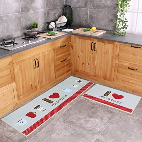 light gray kitchen mat home interior design trends