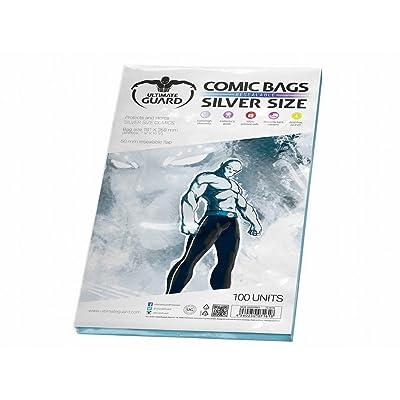 Ultimate Guard - Protector de Libros (UGD020003) [Importado]: Juguetes y juegos