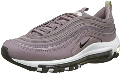 detailed look fd075 a2dd3 Nike Air Max 97 Premium, Baskets Femme, Gris (Taupe GreyBlack-