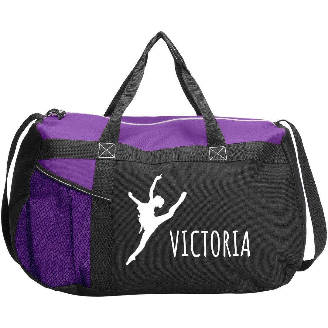 Ballet Dance Bag Gift For Victoria: Gemline Sequel Sport Duffel Bag