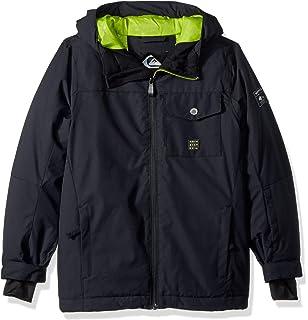 5f465210a Amazon.com  Quiksilver Big Boys  Amplify Youth Jacket  Clothing