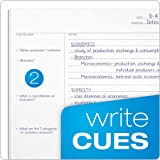 Tops FocusNotes Writing Tablet, 8-1/2 x 11-3/4