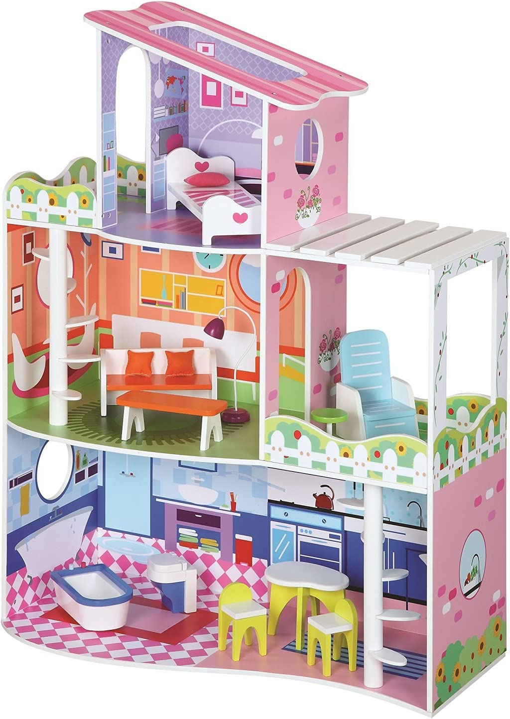Maxim Garden Doll House [並行輸入品]