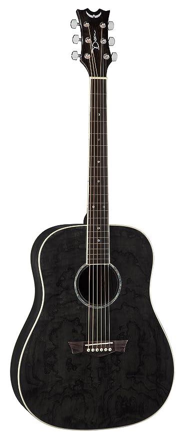 Dean AX DQA TBK Acoustic Guitar