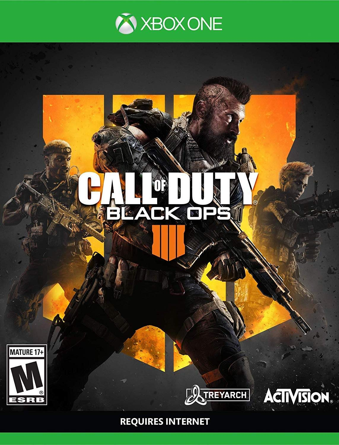 Call of Duty: Black Ops 4 for Xbox One [USA]: Amazon.es ...