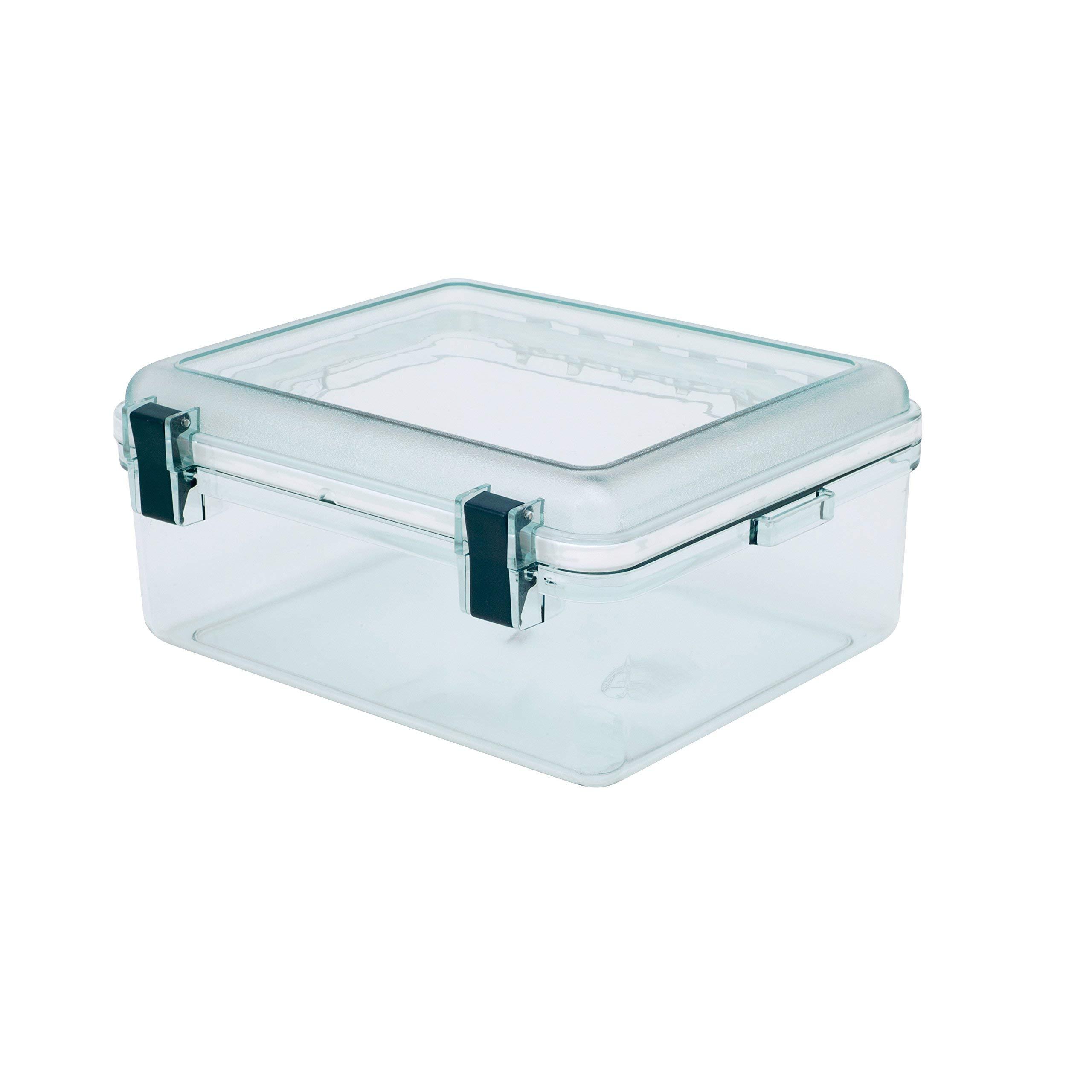 GSI Outdooors - Watertight, Crushproof, Lexan Gear Box (Renewed) by GSI Outdoors
