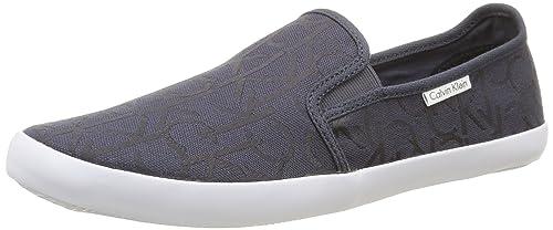 Calvin Klein JeansFabion - Alpargata Hombre: Amazon.es: Zapatos y complementos