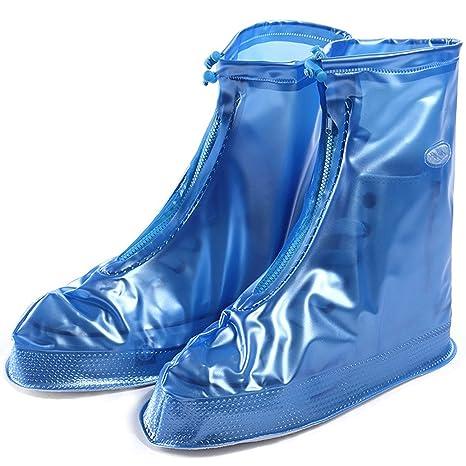CCZZ, Neutral, copriscarpe uomo/donna, impermeabile, scarpe da pioggia,  protezione