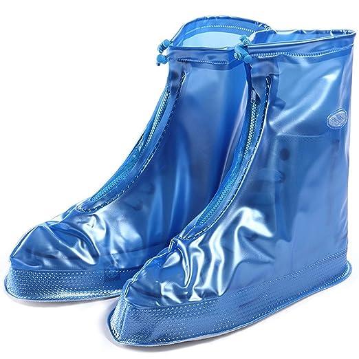 4 opinioni per cczz Neutral uomini e donne impermeabile pioggia COPRISCARPE Scarpe Pioggia
