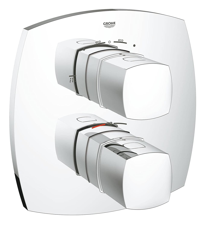 GROHE Grandera Rapido T Duscharmatur mit Thermostat mit integrierter