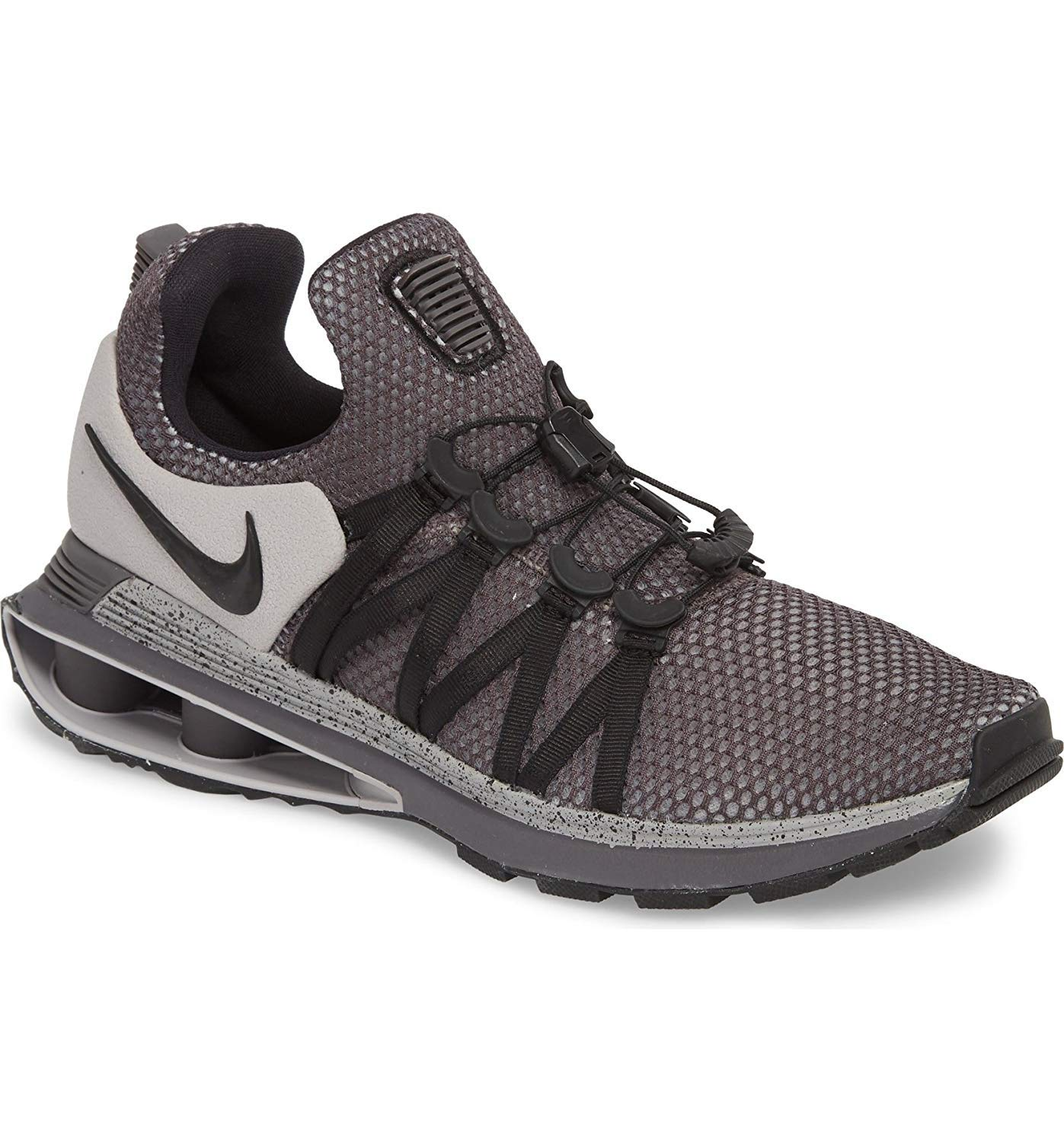 huge selection of 9bb6e dbcc9 Galleon - NIKE Shox Gravity Mens Running Shoes (11.5 M US)