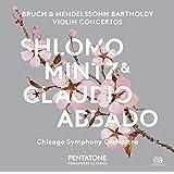 Shlomo Mintz/ & Claudio Abbado: Bruch, Mendelssohn