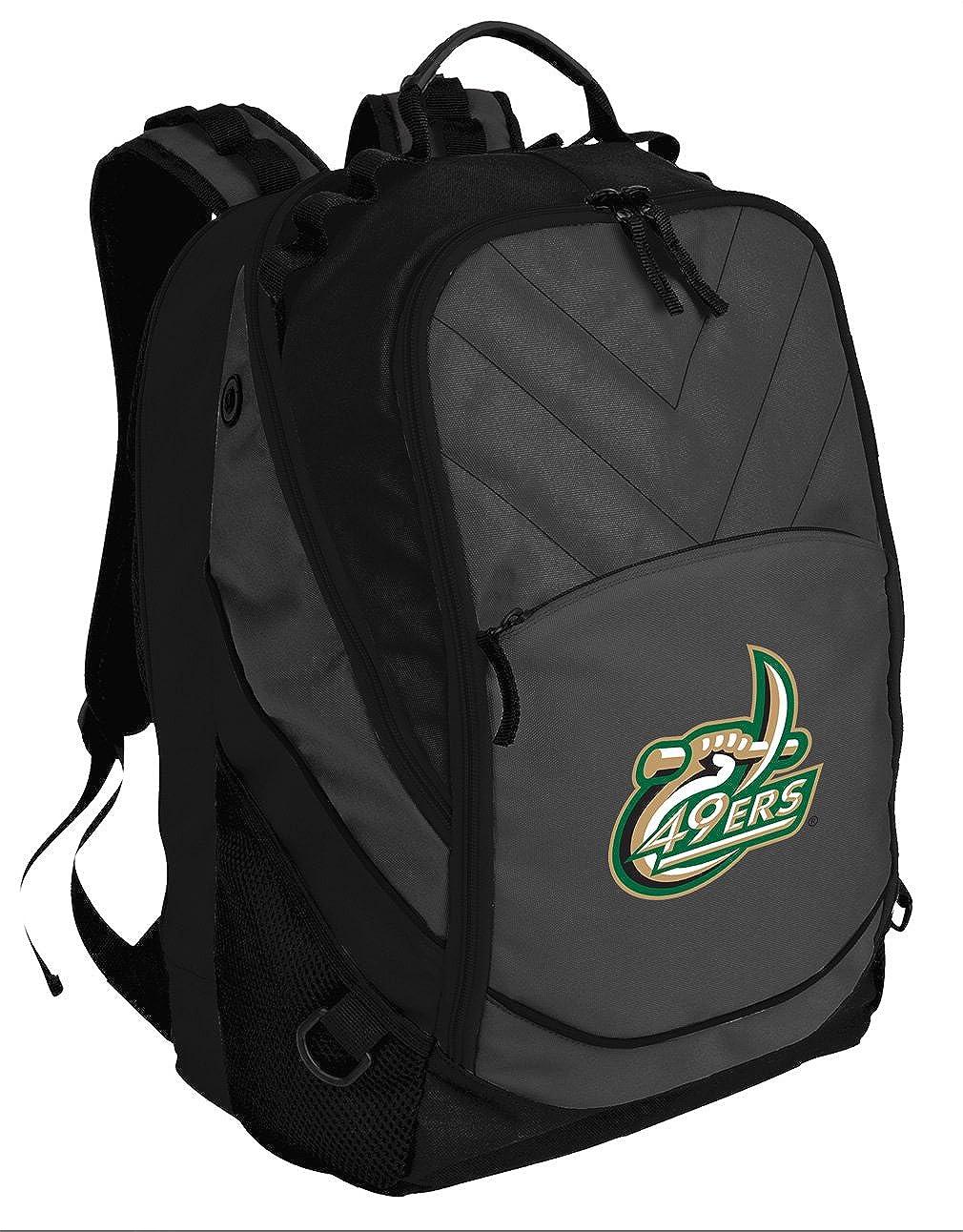 Broad Bay Best UNCC Backpack Laptop Computer Bag