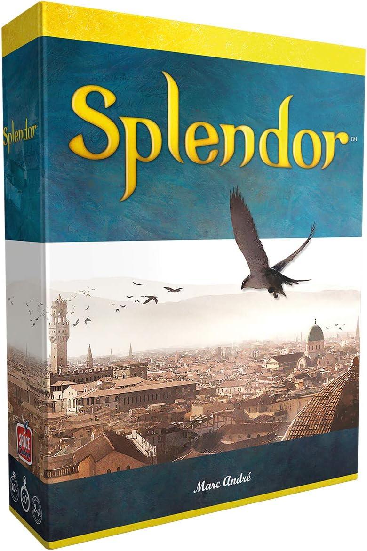 Espacio Cowboys 2153 - Splendor, Juego de Mesa [Alemán]: Amazon.es ...