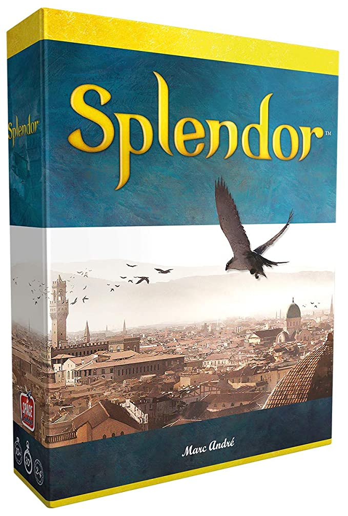Splendor: Familienspiel