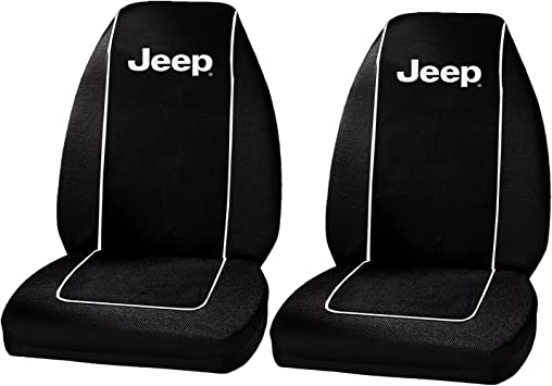 Amazon Com Jeep Seat Cover Qty 2 Automotive