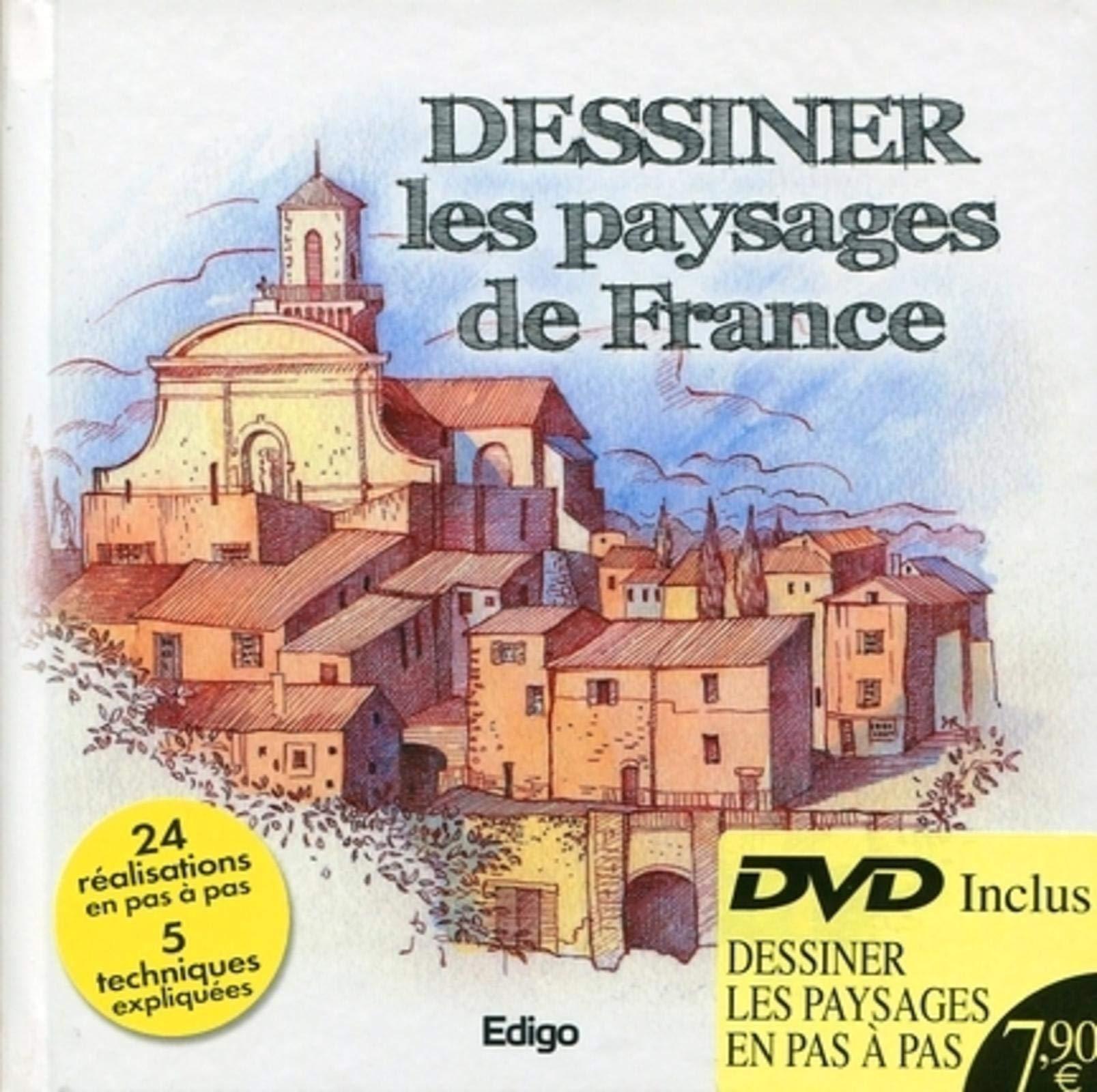 Dessiner Les Paysages De France Dessiner Facilement French Edition Collectif 9782359330168 Amazon Com Books