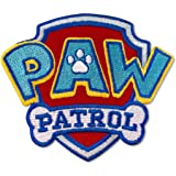 Amazon Com Paw Patrol Marshall Embroidered Patch Iron On