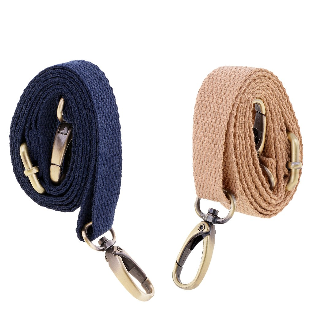 Fityle HOMEACCESSORY レディース B07DVCMWHY Khaki and Navy Blue as described