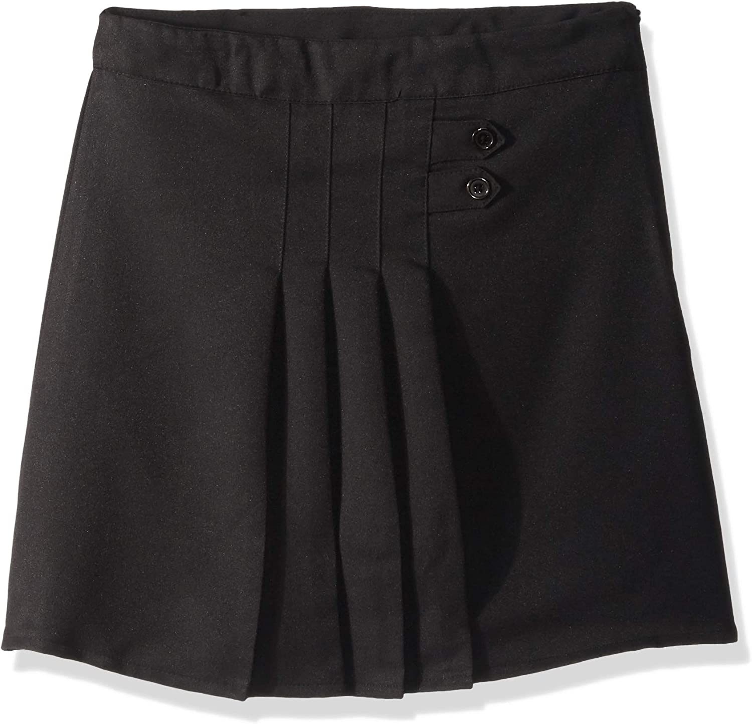 Polo Assn U.S Girls Two Tab Pleated Scooter