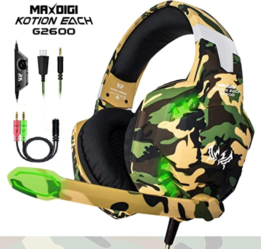 PS4 Headset Gaming Headset xbox one headset Comfortable