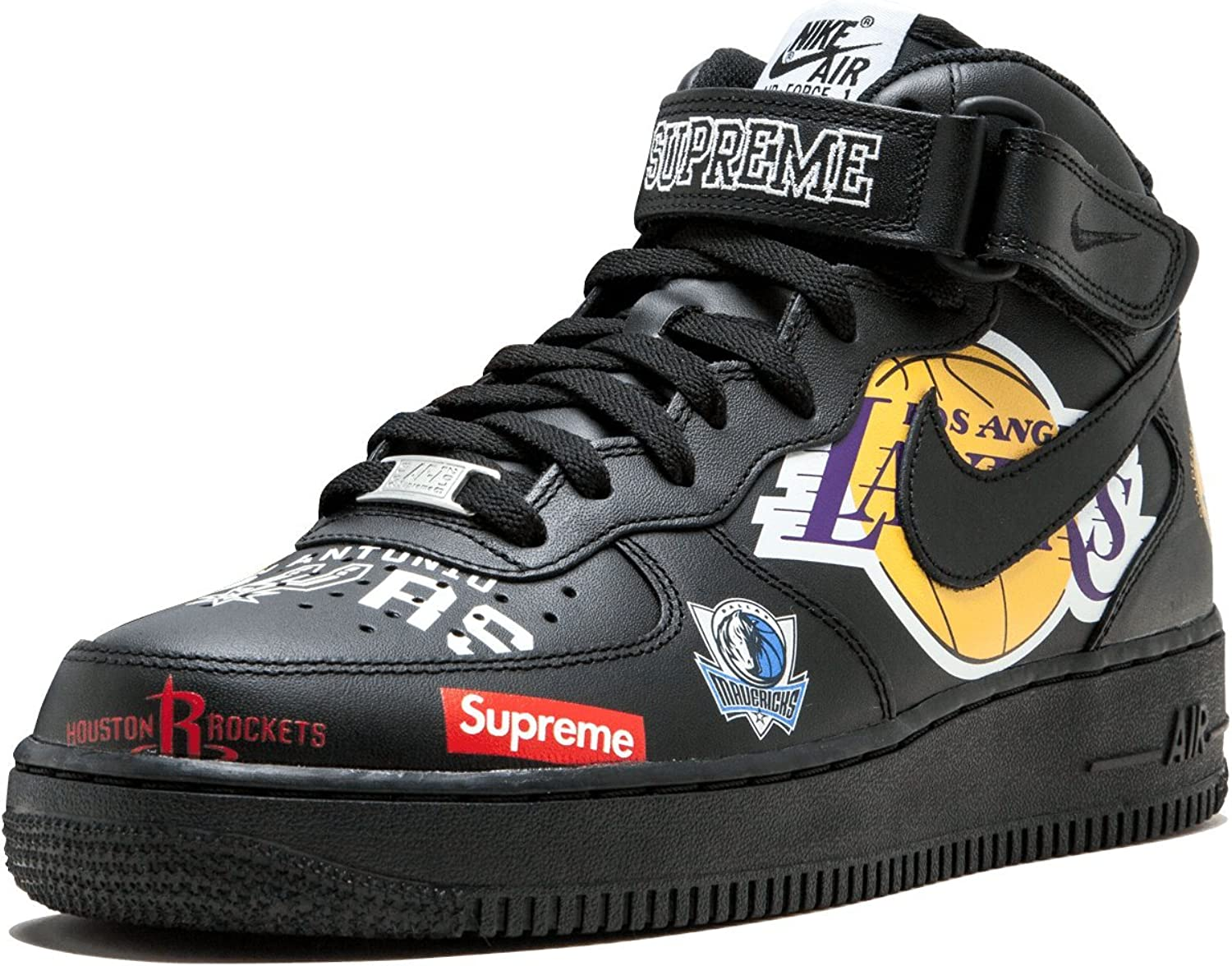 air force 1 lakers