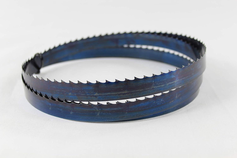3 St/ück 2240 x 6 x 0,65 mm 6 ZpZ Flexback Bands/ägebl/ätter Holzbands/ägeblatt Hartholz S/ägeband Elektra Beckum Einhell
