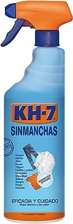 KH-7 Sinmanchas - Quitamanchas prelavado pulverizador - 750 ml - [pack de 3]