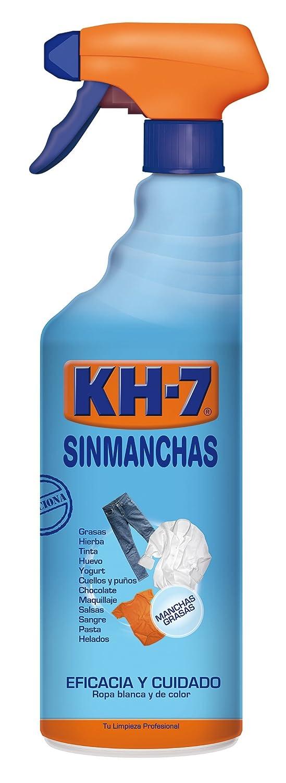 KH-7 Sinmanchas - Quitamanchas prelavado pulverizador - 750 ml - [pack de 3]: Amazon.es: Salud y cuidado personal