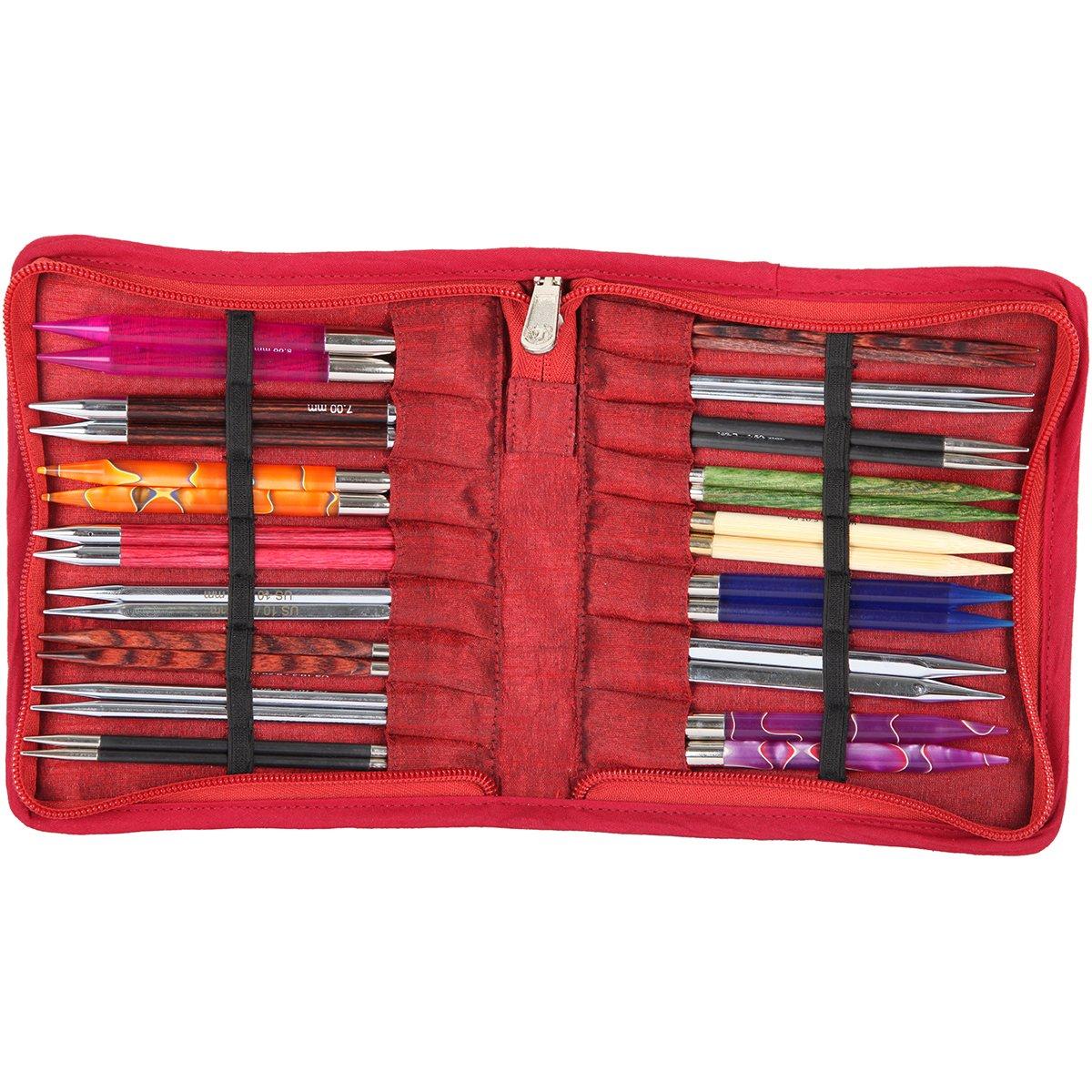 Knitters Pride 810001 Aspire Interchangeable Needle Case