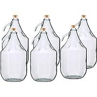 MultiDepot BDG5Z - Botella de Cristal para Carboy