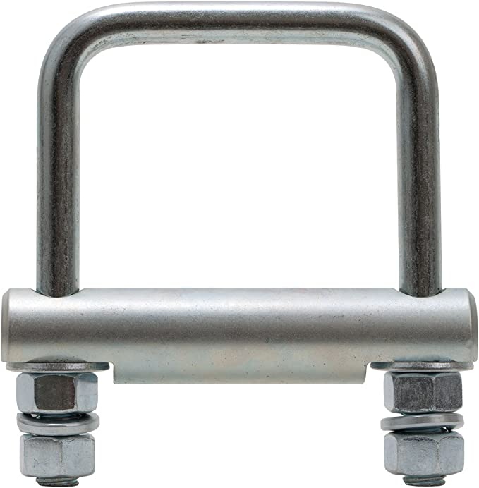 Hitch Clamp – Cross Clamp; Heavy Duty; Made in The USA - Anti-Rattle Hitch Coupling clamp/Hitch Tightener